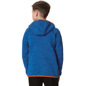 Regatta Dissolver Jas Kinderen blauw